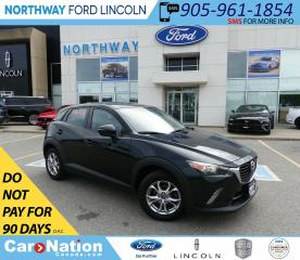 Used 2017 Mazda CX-3 GS | AWD | HTD SEATS | BACKUP CAM | PUSH START | for sale in Brantford, ON