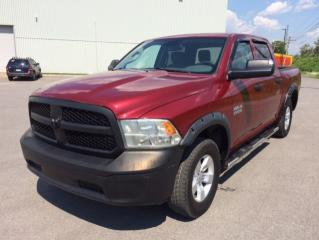 Used 2014 RAM 1500 Cabine multiplaces 4RM, 140,5 po ST for sale in Quebec, QC