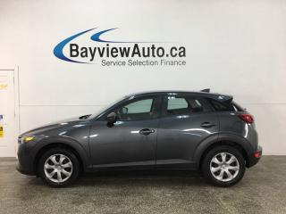 Used 2017 Mazda CX-3 GX - AWD! AUTO! PWR GROUP! for sale in Belleville, ON