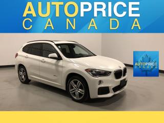 Used 2017 BMW X1 xDrive28i M-SPORT PKG|NAVIGATION|MOONROOF for sale in Mississauga, ON