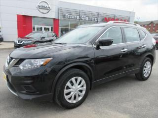 Used 2016 Nissan Rogue S for sale in Peterborough, ON