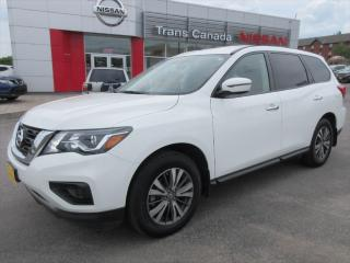 Used 2019 Nissan Pathfinder S 4WD for sale in Peterborough, ON