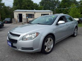 Used 2009 Chevrolet Malibu 2LT,Certified for sale in Oshawa, ON