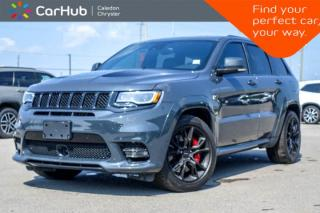 Used 2017 Jeep Grand Cherokee SRT|4x4|Navi|Pano Sunroof|Backup Cam|Bluetooth|Blind Spot|20