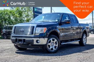 Used 2011 Ford F-150 XLT|4x4|Sunroof|Bluetooth|Leather|Heated Front Seats|Pwr Locks|keyless Entry|17