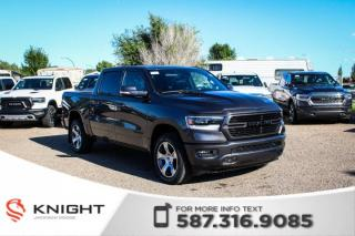Used 2019 RAM 1500 Sport Crew Cab | Heated Seats and Steering Wheel | Remote Start for sale in Medicine Hat, AB