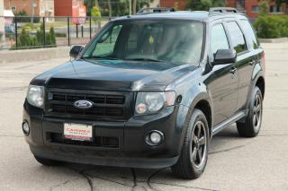 Used 2012 Ford Escape XLT 4x4 | Leather | Sunroof | CERTIFIED for sale in Waterloo, ON