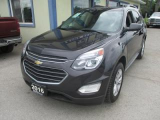 Used 2016 Chevrolet Equinox ALL-WHEEL DRIVE LT MODEL 5 PASSENGER 2.4L - ECO-TEC.. ECON-BOOST.. HEATED SEATS.. BACK-UP CAMERA.. BLUETOOTH.. for sale in Bradford, ON