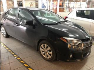 Used 2016 Toyota Corolla SE for sale in Montréal, QC