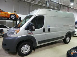 Used 2018 RAM 2500 ProMaster High Roof HIGHROOF| 136WB| NAVI| 3PASSENGER for sale in Vaughan, ON