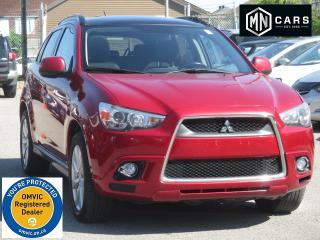 Used 2012 Mitsubishi RVR GT 4WD w/NAV & PANO for sale in Ottawa, ON
