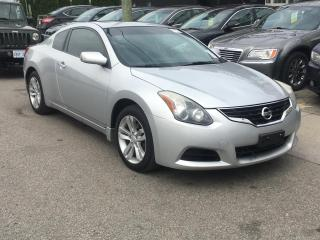 Used 2010 Nissan Altima for sale in Scarborough, ON