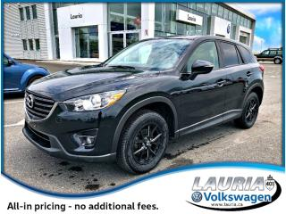 Used 2016 Mazda CX-5 GS - Navigation / Sunroof for sale in PORT HOPE, ON