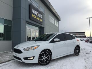Used 2017 Ford Focus 2017 Ford Focus - 5dr HB SE for sale in St-Georges, QC