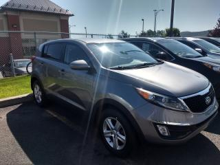 Used 2015 Kia Sportage LX * SIEGES CHAUFFANTS * A/C * MAGS for sale in Ste-Julie, QC