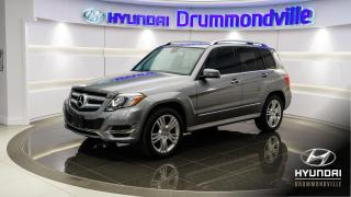 Used 2013 Mercedes-Benz GLK200 4MATIC BLUETEC + MAGS + CUIR + WOW !! for sale in Drummondville, QC