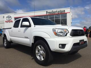 Used 2015 Toyota Tacoma for sale in Fredericton, NB