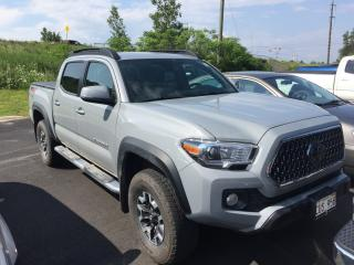 Used 2018 Toyota Tacoma TRD Off Road for sale in Fredericton, NB