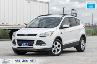 Used 2015 Ford Escape 1 Owner Clean Carfax Certified Spotless We Finance for sale in Bolton, ON