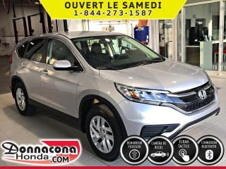 Used 2015 Honda CR-V LX ***BAS MILLAGE***ÉCRAN TACTILE*** for sale in Donnacona, QC