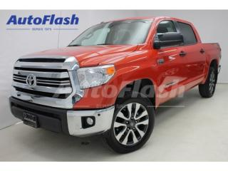 Used 2016 Toyota Tundra SR5 TRD-OFF-ROAD * Crew-Max * Toit/Roof * Camera for sale in St-Hubert, QC