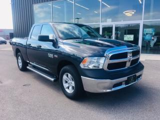 Used 2017 RAM 1500 ST, Running Board, Quad Cab for sale in Ingersoll, ON
