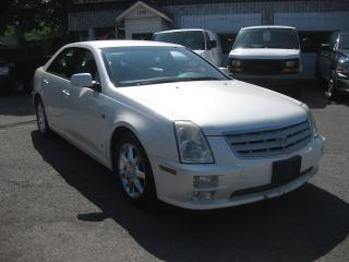 Used 2007 Cadillac STS AWD 3.6L 6cyl AC PM PW PM Htd leather for sale in Ottawa, ON
