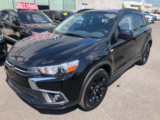 Used 2018 Mitsubishi RVR Se Anniv. Edition for sale in St-Hubert, QC