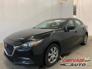 Used 2017 Mazda MAZDA3 GX A/C for sale in Trois-Rivières, QC