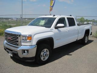 Used 2017 GMC Sierra 2500 SLE for sale in Thunder Bay, ON