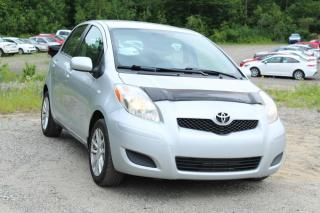 Used 2009 Toyota Yaris Hayon 5 portes, boîte manuelle, LE for sale in Shawinigan, QC