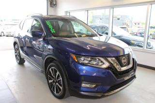 Used 2017 Nissan Rogue SL AWD RÉSERVE CUIR TOIT CAMÉRAS GPS for sale in Lévis, QC