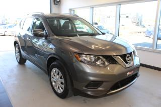 Used 2015 Nissan Rogue S TA CAMÉRA MAIN LIBRE CELLULAIRE for sale in Lévis, QC