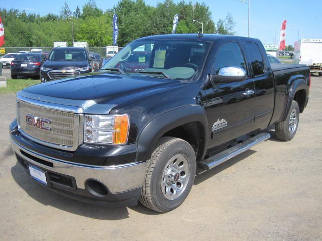 2012 GMC Sierra 1500 SL NEVADA EDITION