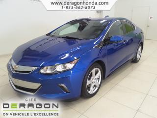 Used 2017 Chevrolet Volt Lt Hybride+camera+vi for sale in Cowansville, QC