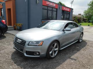 Used 2011 Audi A5 2.0L Premium for sale in St. Thomas, ON