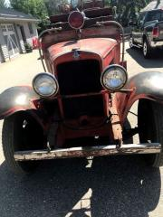 Used 1931 Chevrolet FireTruck LADDER TRUCK for sale in Sutton West, ON