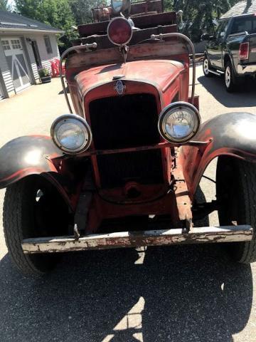 1931 Chevrolet FireTruck LADDER TRUCK