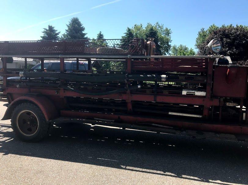1931 Chevrolet FireTruck