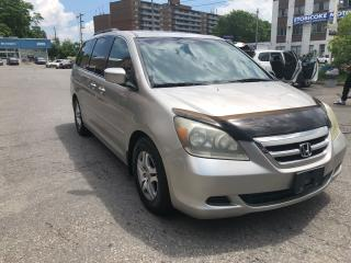 Used 2005 Honda Odyssey EX-L for sale in York, ON