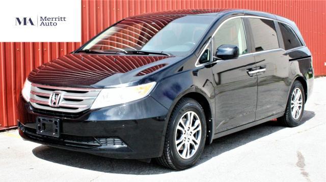 2011 Honda Odyssey EX-L w RES| LEATHER|BLUETHOOTH