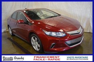 Used 2017 Chevrolet Volt Lt-Sièges Ch.-Caméra for sale in Cowansville, QC