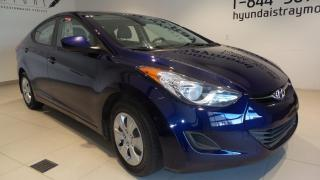 Used 2013 Hyundai Elantra Berline 4 portes transmission auto BAS K for sale in St-Raymond, QC