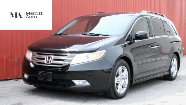2013 Honda Odyssey Touring w RES| LEATHER| BLUETHOOTH LEATHER
