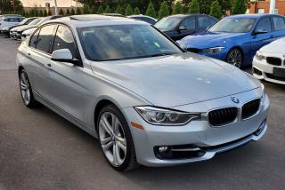 Used 2015 BMW 328 Navigation Rear View for sale in Dorval, QC