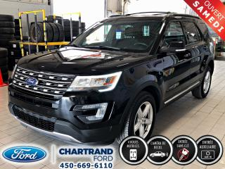Used 2017 Ford Explorer 4 RM, 4 portes XLT for sale in Laval, QC