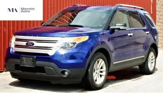 Used 2013 Ford Explorer XLT for sale in London, ON
