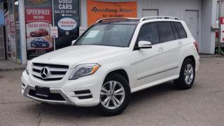 Used 2013 Mercedes-Benz GLK-Class GLK 350 - Low KMS, Panoramic Roof, Loaded for sale in Mississauga, ON