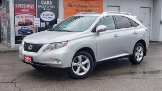 Used 2011 Lexus RX 350 AWD, Power Tailgate, Push Start for sale in Mississauga, ON