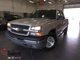 Used 2005 Chevrolet Silverado 1500 Ls 4x4/grps for sale in Blainville, QC